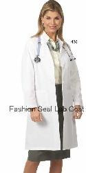 486 Ladies' Traditional Length Lab Coats