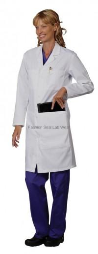 Fashion Seal Unisex Consultation Lab Coat  1475 - Product Image