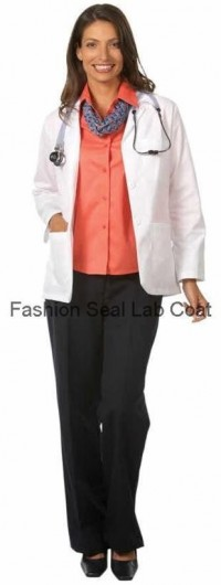 125 Fashion Seal Ladies Traditional  Lab Jacket - Product Image