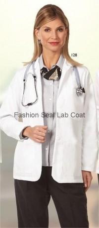 128 Fashion Seal Ladies Consultation Lab Jacket - Product Image