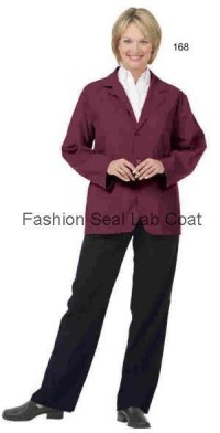 169: 165  Fashion Seal Unisex Counter Coats - Product Image