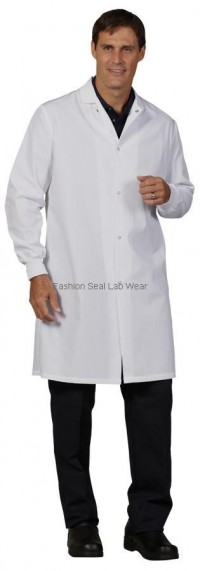 3419 Fashion Seal Unisex Lab Coats - Product Image