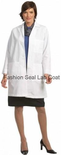 407 Fashion Seal Ladies Consultation Lab Coat - Product Image