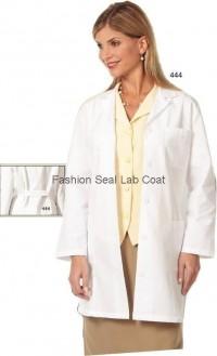 444 Fashion Seal Ladies Fashion Lab Coats - Product Image