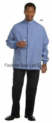 464 : 466 Fashion Seal Unisex Protective Short Coats -  Texture Shield - Product Image