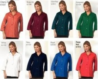 61160: 61001: 61011: 61164: 61153: 61010: 61150  Fashion Seal Ladies' Traditional Smocks - Product Image