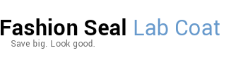 Fashion Seal Lab Coat